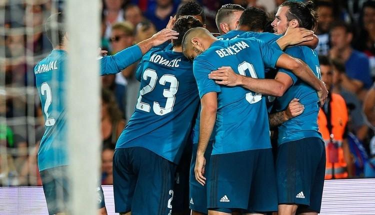 Real Madrid Barcelona saat kaçta, hangi kanalda? (Tivibu Spor Canlı İzle)