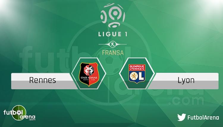 RennesOlympique Lyon maçı saat kaçta, hangi kanalda?