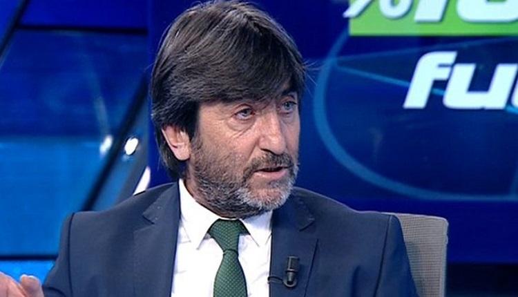 Rıdvan Dilmen'den Lucescu'ya: