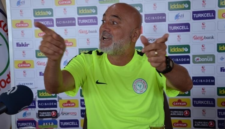 Rizespor'da Hikmet Karaman'dan Robinho açıklaması