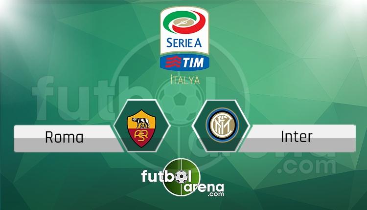 Roma Inter canlı skor, maç sonucu - Maç hangi kanalda?