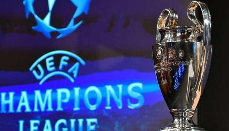 Şampiyonlar Ligi play-off turu maçları