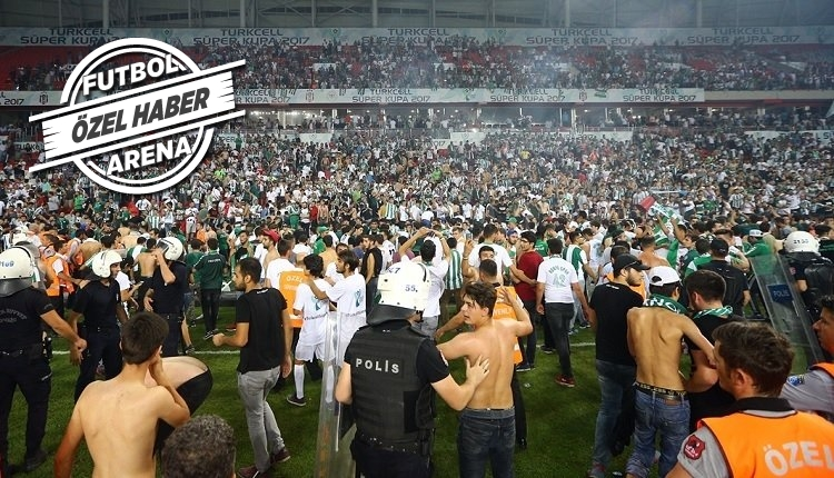 Süper Kupa faturası! Samsun'da 3 trilyonluk hasar