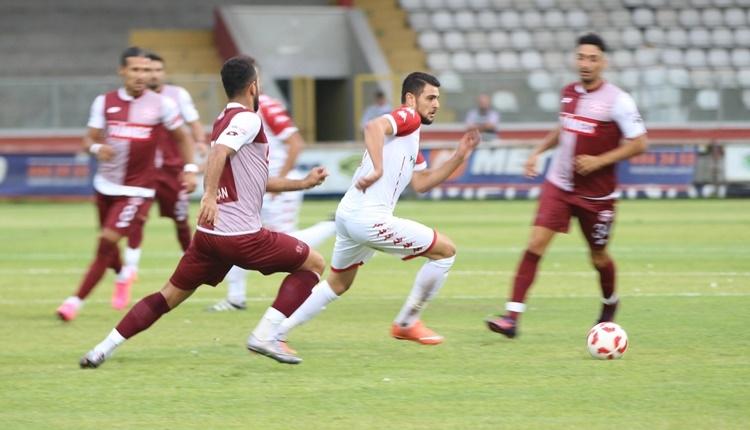 Samsunspor Tokat maçı kaç kaç bitti?