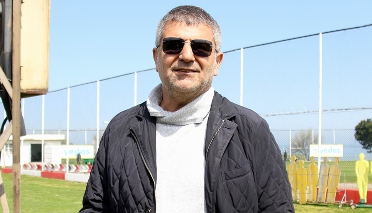 Samsunspor'da Coşkun Zeren istifa etti