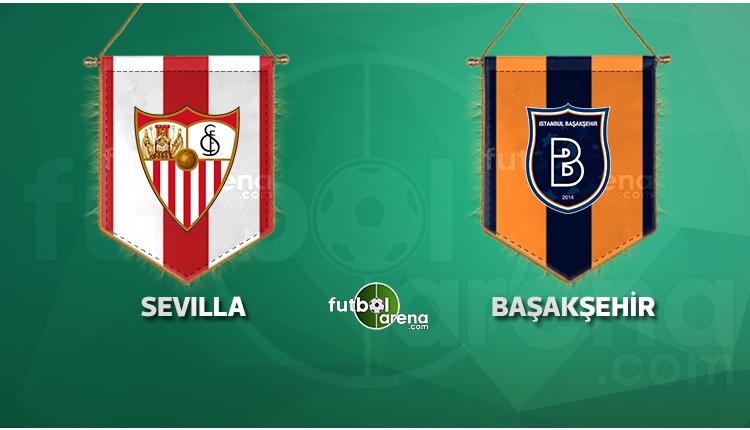Sevilla Başakşehir maçı canlı izle