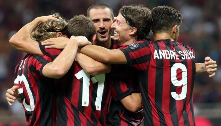 Shkendija - Milan canlı skor, maç sonucu - Maç hangi kanalda?