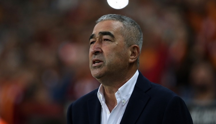 Sivasspor'da Samet Aybaba, Galatasaray maçı sonrası o iddiaları reddetti