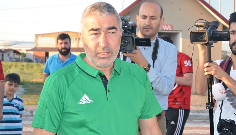 Sivasspor'da Samet Aybaba sezon hedefini açıkladı