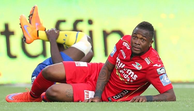 Sivasspor'da transferde Cyriac Gohi ile sözleşme imzaladı