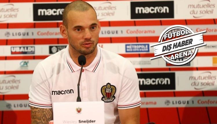 Sneijder'den iddialı sözler!