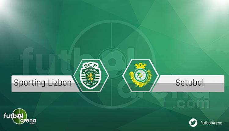 Sporting Lizbon Setubal maçı saat kaçta, hangi kanalda? (Canlı)