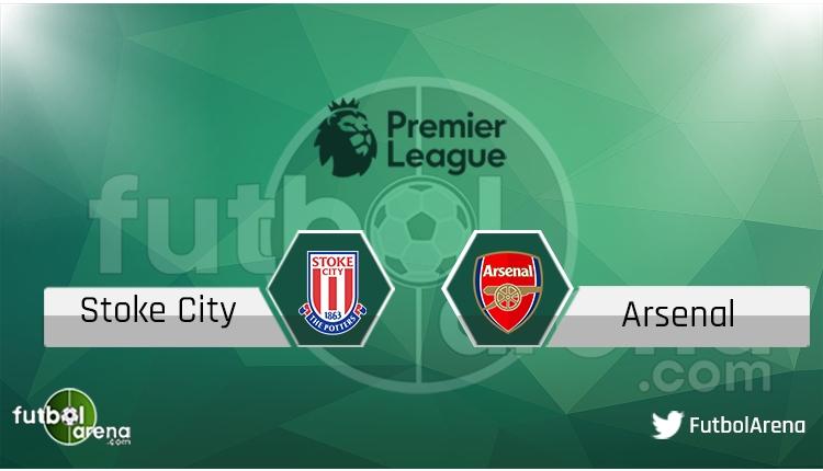 Stoke City - Arsenal maçı saat kaçta, hangi kanalda? Şifresiz canlı izle