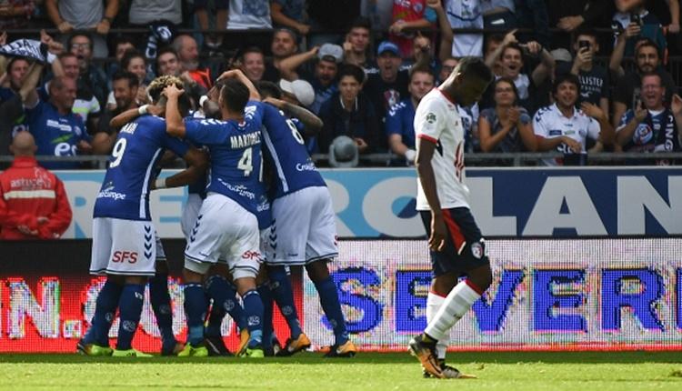 Strasbourg 3-0 Lille maçı özeti ve golleri - İZLE