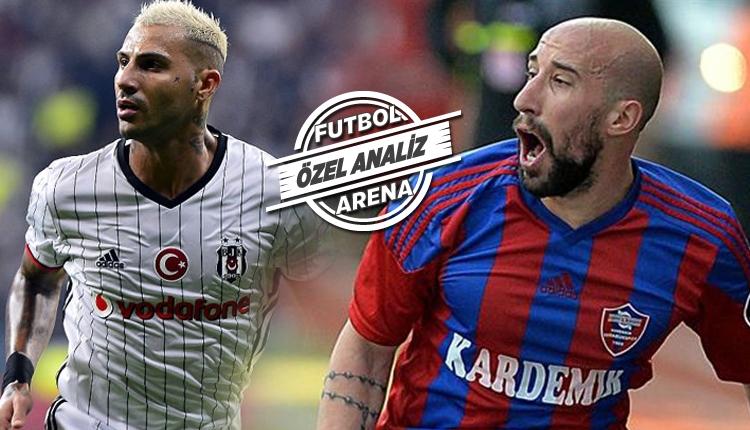 Süper Lig'de en isabetli orta kesen futbolcular