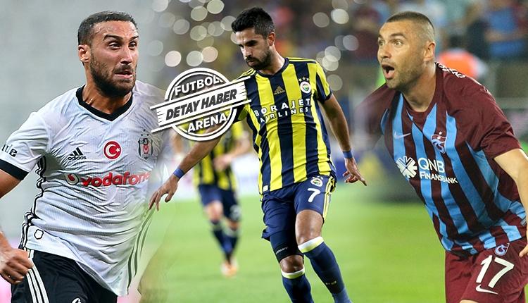 Süper Lig'de yerli futbolculardan 7 gol