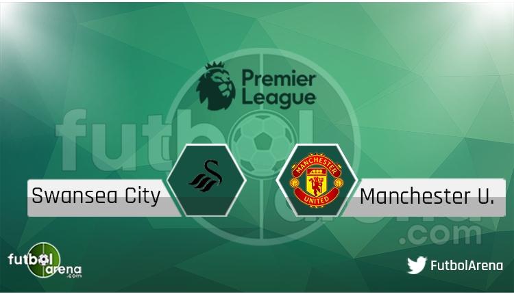 Swansea City - Manchester United maçı saat kaçta, hangi kanalda? Şifresiz canlı izle