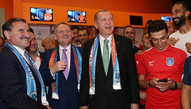 Tayyip Erdoğan var, Yıldırım Demirören yok?