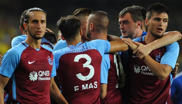 Trabzonspor, Fenerbahçe karşısında tarihi fırsat kaçırdı