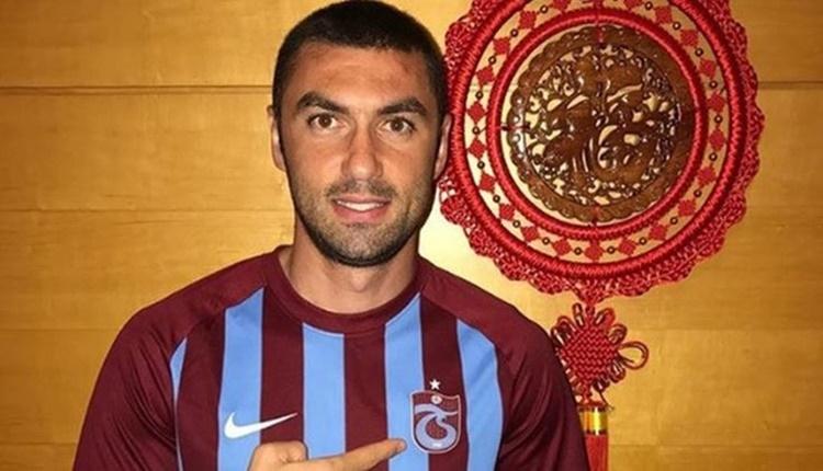 Trabzonspor'da Burak Yılmaz transferi cep yaktı
