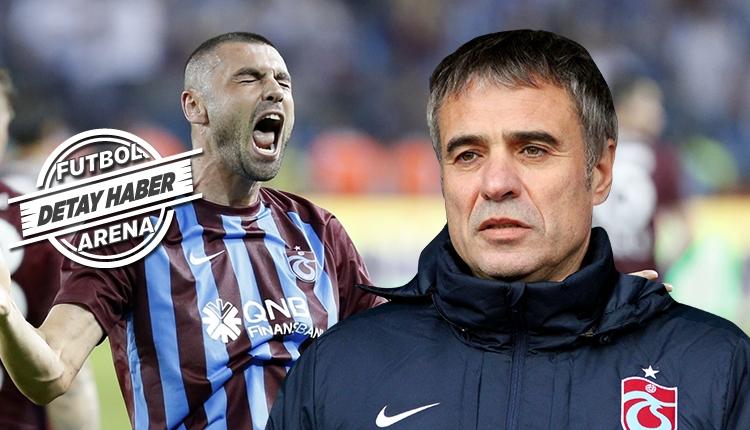 Trabzonspor'da Ersun Yanal ve Burak Yılmaz'ın Kadıköy performansı