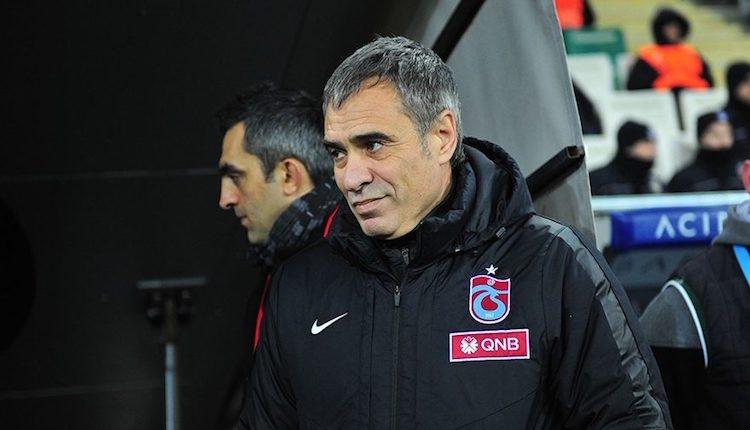 Trabzonspor'da Ersun Yanal'dan Fenerbahçe açıklaması