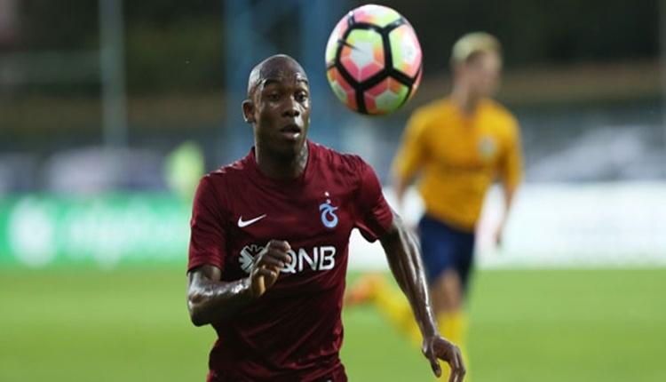 Trabzonspor'da Fabian Castillo 1 ay yok