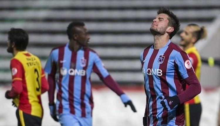 Trabzonspor'da Okay Yokuşlu'ya İtalya'dan teklif