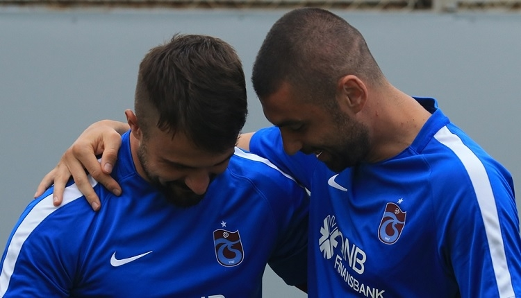 Trabzonspor'da Onur Kıvrak'dan iddialı Fenerbahçe sözleri