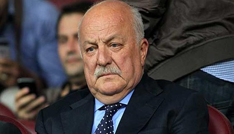 Trabzonspor'da Sadri Şener'den Burak Yılmaz tepkisi!