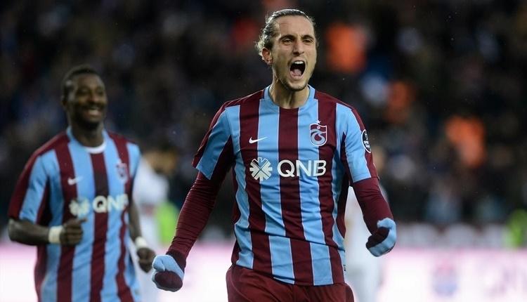Trabzonspor'da transferde Yusuf Yazıcı önlemi
