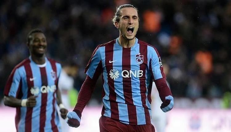 Trabzonspor'da Yusuf Yazıcı için geliyorlar