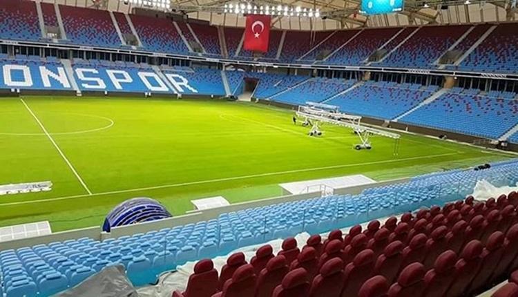 Trabzonspor'dan maç biletleriyle ilgili açıklama