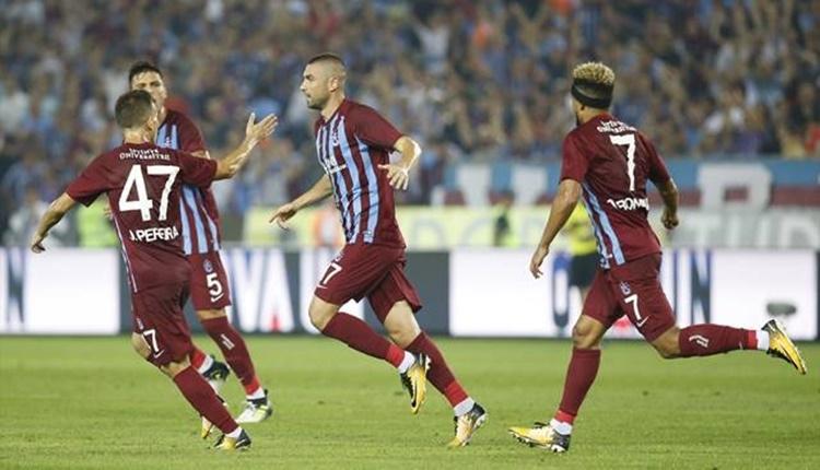 Trabzonspor'da Ersun Yanal ile yeniden iyi başlangıç