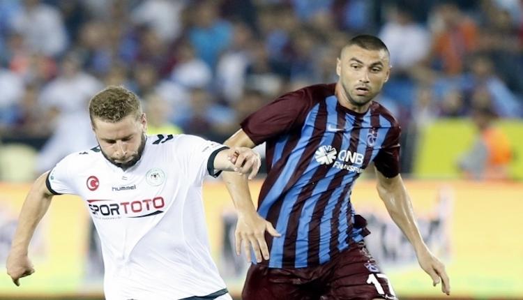 Trabzonspor'dan Fenerbahçe maçı öncesi hakem açıklaması