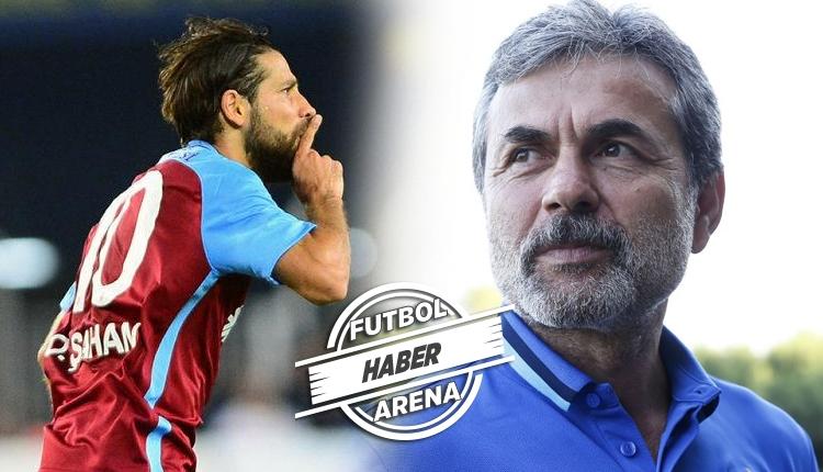 Trabzonsporlu Olcay Şahan'dan Aykut Kocaman'a: