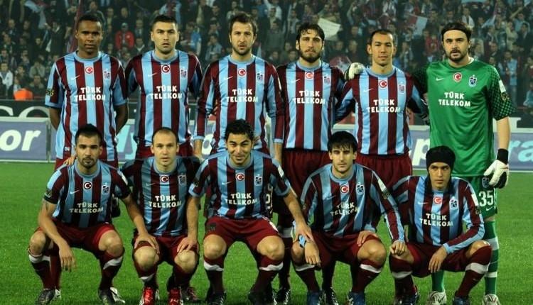 Trabzonspor'u 2010-2011 şampiyonu ilan ettiler