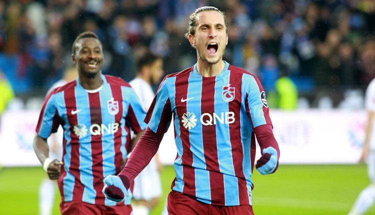 Trabzonspor'un Yusuf Yazıcı planı