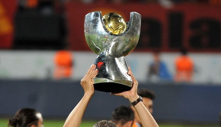 Türkiye'de Süper Kupa'yı en çok kazanan takımlar