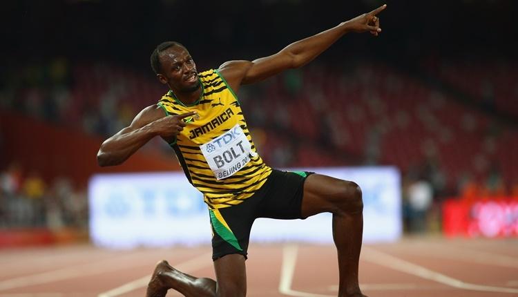 Usain Bolt'a İngiliz kulübünden futbolculuk teklifi!