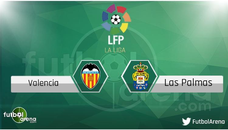 Valencia - Las Palmas maçı hangi gün saat kaçta? (Canlı)