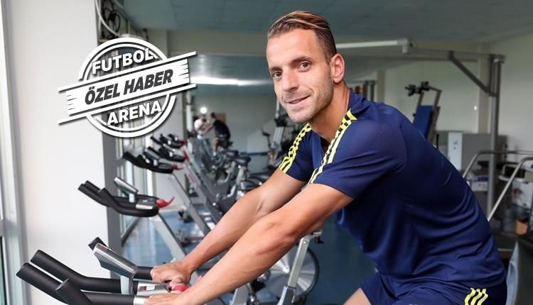 Vardar - Fenerbahçe maçında Soldado oynayacak mı?