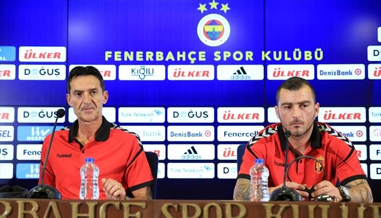 Vardar hocası Fenerbahçe'ye meydan okudu