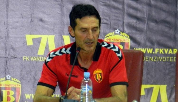 Vardar hocasından Fenerbahçe'ye övgü