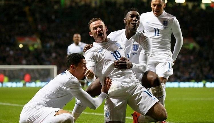Wayne Rooney, İngiltere Milli Takım'ını bıraktı