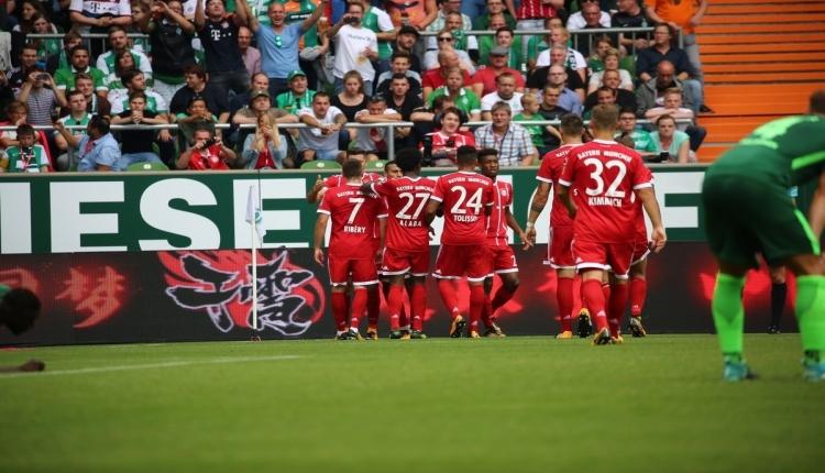 Werder Bremen Bayern Munih maçı özeti ve golleri İZLE