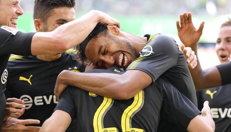 Wolfsburg 0-3 Dortmund maç özeti ve golleri (İZLE)