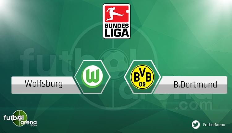 Wolfsburg - Borussia Dortmund maçı saat kaçta, hangi kanalda? Şifresiz canlı izle