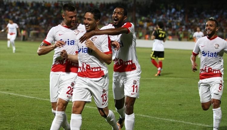 Yeni Malatyaspor 1-1 Antalyaspor maç özeti ve golleri (İZLE)