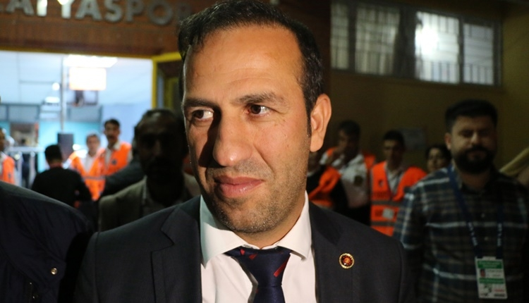 Yeni Malatyaspor Başkanı Adil Gevrek'ten hakem eleştirisi